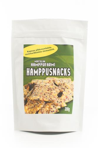 Hamppusnacks