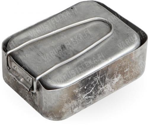 Hollantilainen pakki, alumiinia, ylijäämä