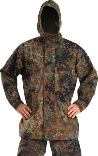 BW Gore-Tex -takki, Flecktarn, ylijäämä