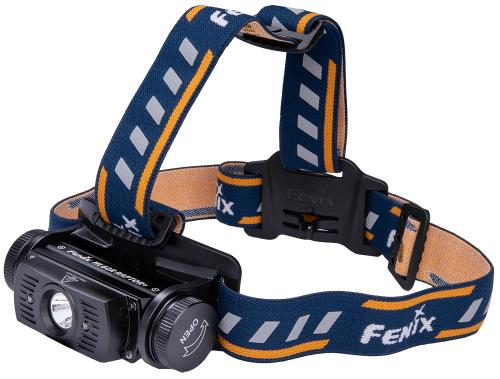 Fenix HL60R Raptor+ ladattava otsalamppu