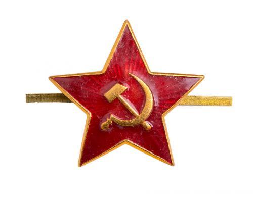 CCCP miehistön punatähtikokardi, ylijäämä