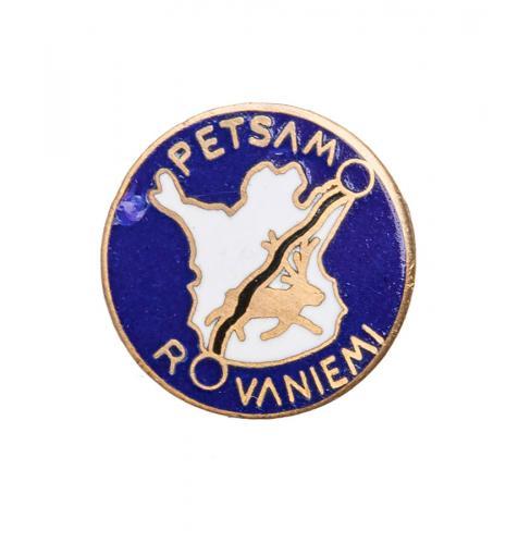 Petsamo-Rovaniemi Asevelimerkki, repro