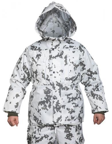 Inttistore M05 lumipuvun takki
