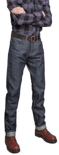 Särmä Raw Denim -farkut, siniset