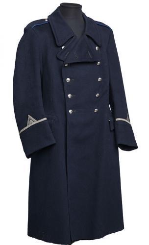 Suomalainen poliisin mantteli