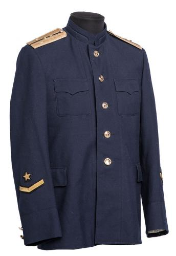 CCCP laivaston takki pystykauluksella, ylijäämä