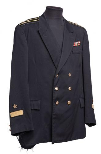 CCCP laivaston kansitakki, kapteeni, 56-4