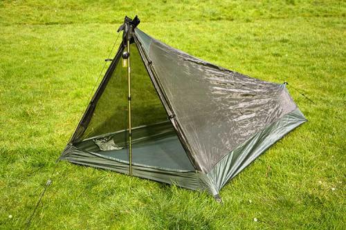 DD SuperLight Pathfinder Mesh Tent -hyttysteltta