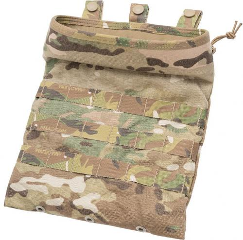 Eagle Industries MOLLE Multi Purpose Roll Up Dump Pouch, Multicam, ylijäämä