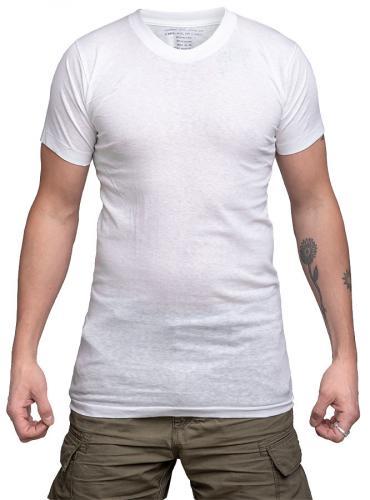 US T-paita, valkoinen, ylijäämä