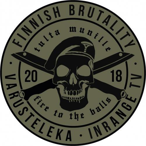 Finnish Brutality Pääsylippu 8.-9.8.2018
