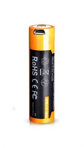 Fenix USB-ladattava ARB-L14-1600U Li-ion akkuparisto