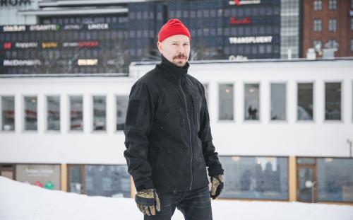 Särmä Softshell takki Varusteleka.fi