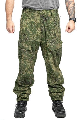 """Venäläiset VKBO """"Digiflora"""" softshell-housut, ylijäämä"""