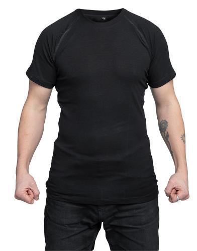 Särmä T-paita, musta