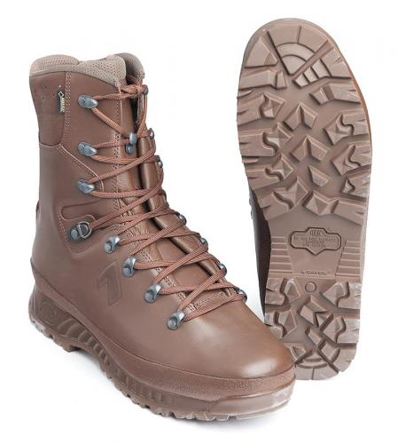 Haix Boot Cold Wet Weather Female, ruskea, 2. laatu