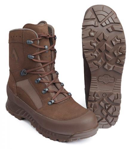 Haix Boot Desert Combat High Liability, ruskea, 2. laatu