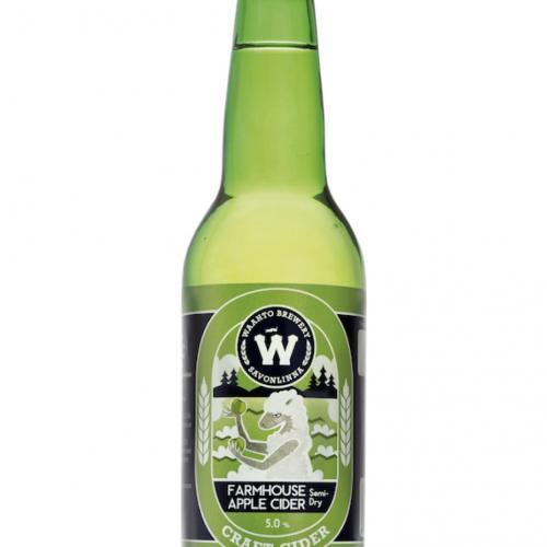 Waahto Brewery Farmhouse Cider