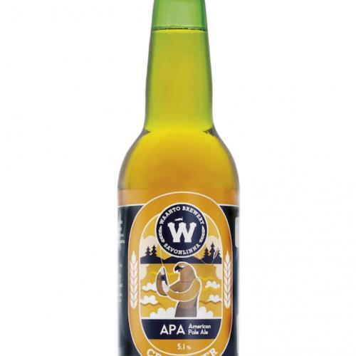 Waahto Brewery APA