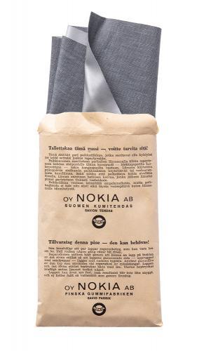 Nokian sadetakkipaikkasetti, ylijäämä