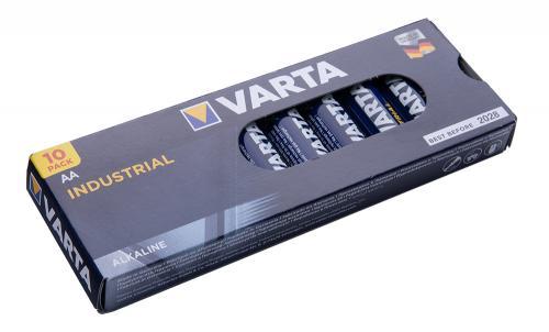 Varta Industrial sormiparisto, 10-pack
