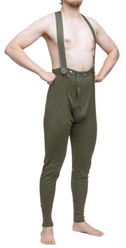 Ruotsalaiset pitkät alushousut, villaa, ylijäämä