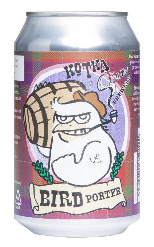 Kotka Steam Brewery Bird Porter