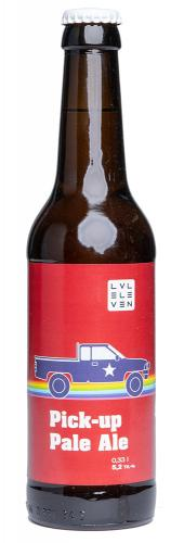 Level Eleven Pick Up Pale Ale