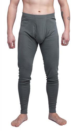 Hollantilaiset pitkät alushousut, harmaa, ylijäämä