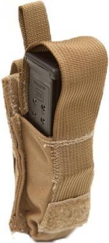 London Bridge Trading 9mm Front Pull pistoolin lipastasku, kojootinruskea, ylijäämä