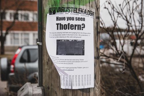 Missä on Thofern?
