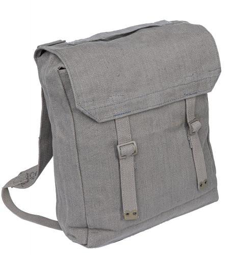 Tanskalainen Pattern 37 Large Pack reppu, harmaa, olkaviilekkeillä, ylijäämä
