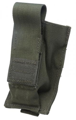 Blackhawk Open Top Single Pistol Mag Pouch, vihreä, ylijäämä