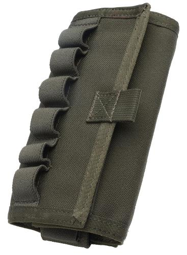 Blackhawk Shotgun 18-Round Vertical Pouch, vihreä, ylijäämä