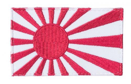 Särmä TST Japanin merivoimien hihalippu, 77 x 47 mm