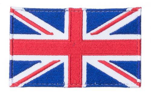 Särmä TST Iso-Britannian hihalippu, 77 x 47 mm