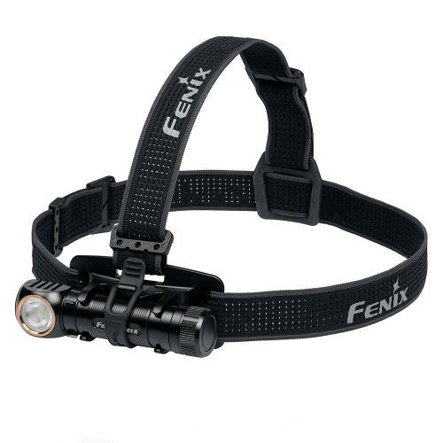 Fenix HM61R Black Edition otsalamppu