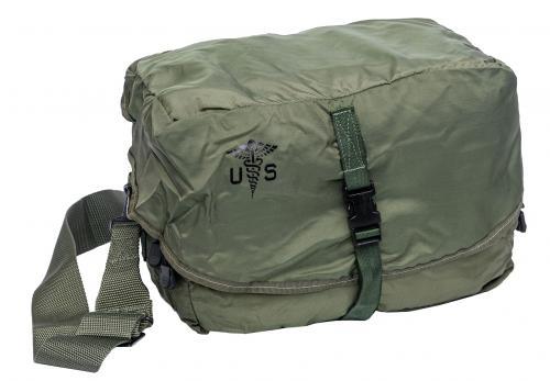 US M3 taistelulääkintälaukku, oliivinvihreä, ylijäämä
