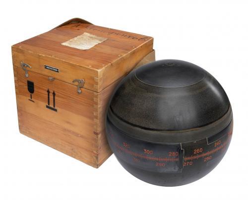 CCCP gyroskooppi puulaatikossa, ylijäämä