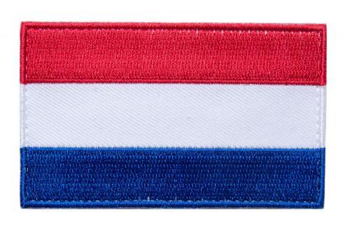 Särmä TST Alankomaiden hihalippu, 77 x 47 mm