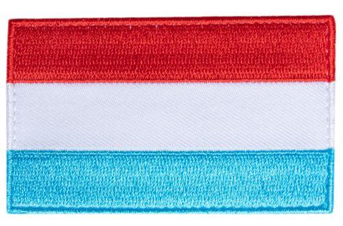 Särmä TST Luxemburgin hihalippu, 77 x 47 mm
