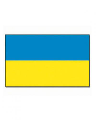 Ukrainan lippu, 150 x 90 cm