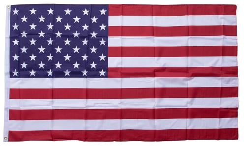 Yhdysvaltojen lippu, 150 x 90 cm