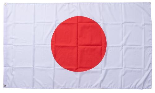 Japanin lippu, 150 x 90 cm