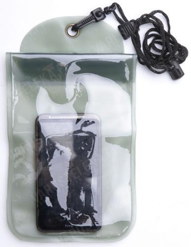 Mil-Tec vedenpitävä kaulapussi, 14 x 23 cm