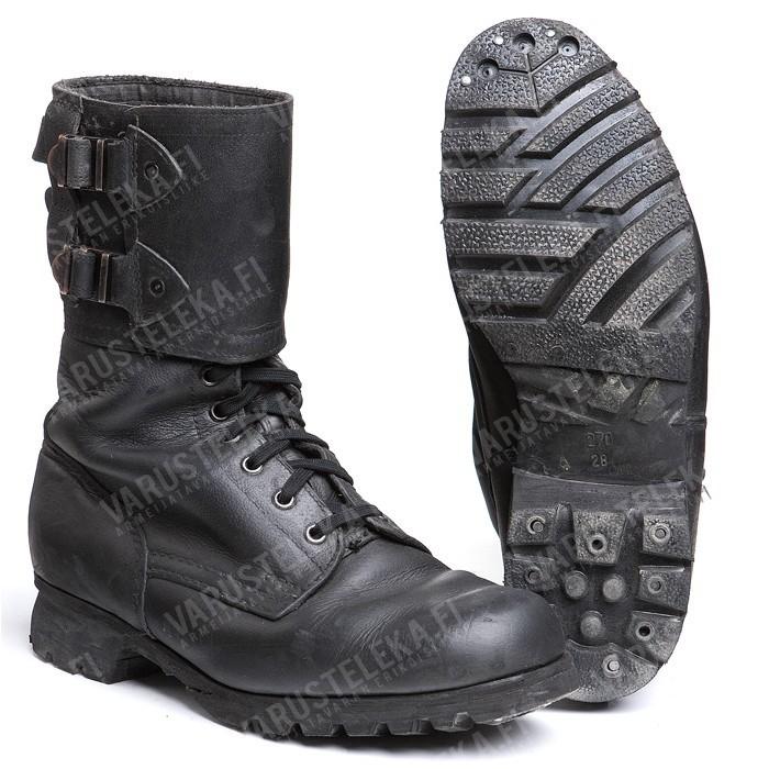 Czechoslovakian combat boots, M60, surplus - Varusteleka.com