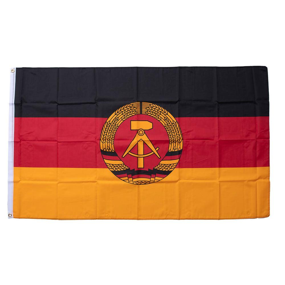 Itä Saksan Lippu