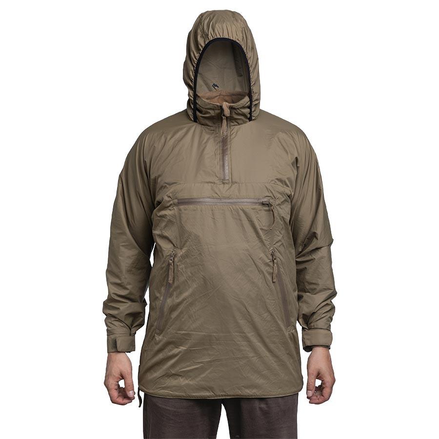 """Brittiläinen PCS """"Buffalo Shirt"""" lämpöanorakki, ylijäämä"""