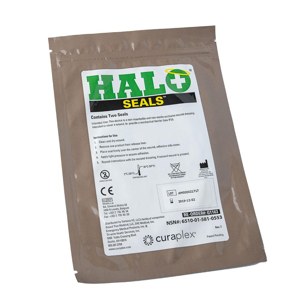 HALO Chest Seal - Varusteleka.fi c81a909e27